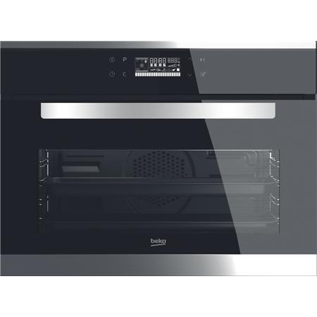 Beko  BCM 15500 XG zwart Inbouw Oven