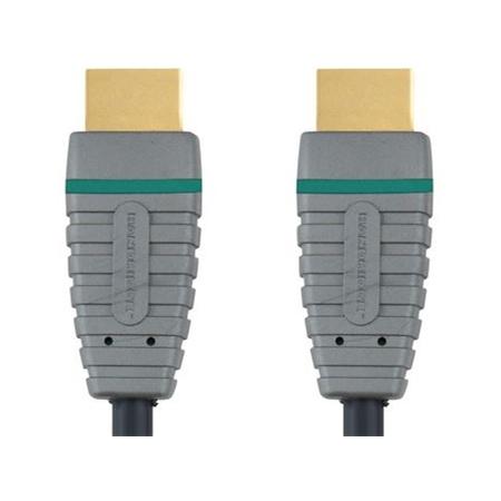 Bandridge BVL1202 HDMI kabel met ethernet 2 meter