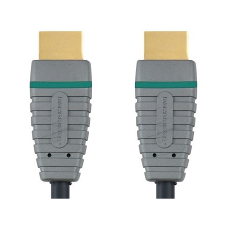 Bandridge BVL1205 HDMI kabel met ethernet 5 meter