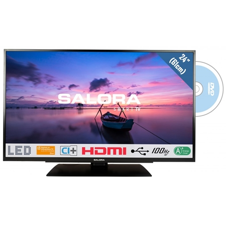 Foto van Salora 24HDB6505 HD LED TV met DVD