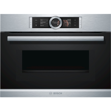 Bosch CMG676BS2 inox Inbouw Oven