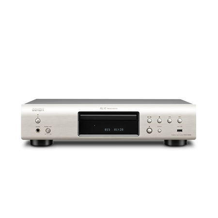 DENON DCD-720 AE premium-zilver CD Speler
