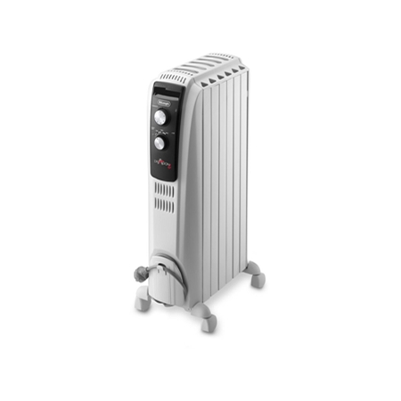 DeLonghi TRD40615 Dragon4 wit Radiator kachel