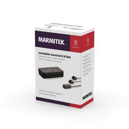 Foto van Marmitek Invisible Control 6 XTRA Infrarood verlenger
