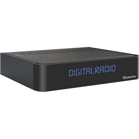 Foto van Quantis QE 317 Digitale DVB-C radiotuner