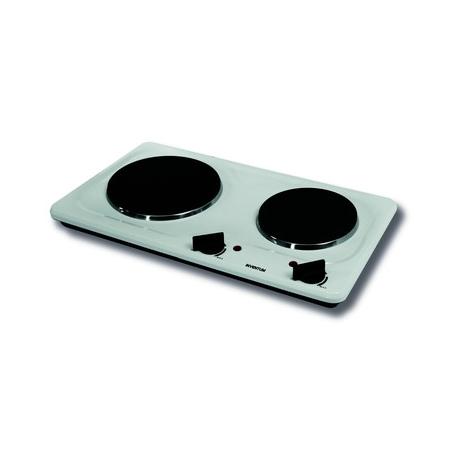 Inventum KP521W wit Elektrische Kookplaat