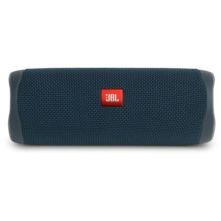 JBL Flip 5 Bluetooth speaker zwart blauw