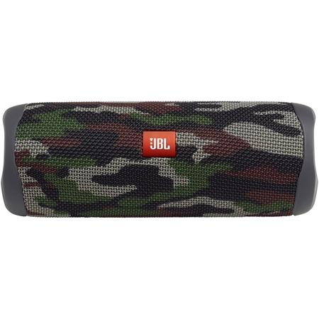 JBL Flip 5 Bluetooth speaker camo Squad