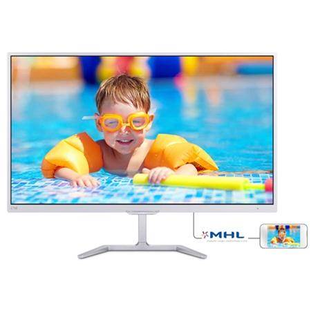 Philips 276E7QDSW/00 wit Monitor