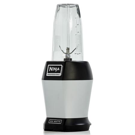Nutri Ninja BL450 zwart-zilver