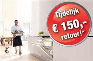 Miele Active tot 150,- euro retour