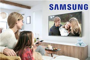 Samsung SUHD promotie