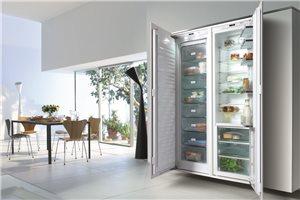 Vrijstaande koelkasten