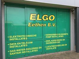 Elgo is ook een installatiebedrijf.
