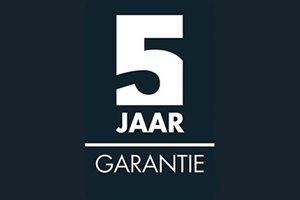 AEG 5 jaar garantie
