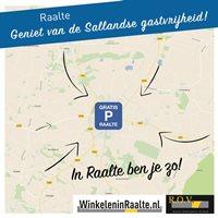 Gratis Parkeren in Raalte !!!