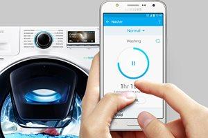 Smart wasmachine