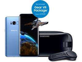 Samsung Galaxy S8 met gratis Gear VR Package