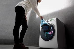 5 Jaar garantie op Samsung AddWash wasmachines