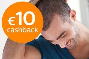 Philips Male Grooming met 10,- euro cashback