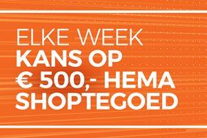 Win met Gigaset een HEMA-bon van €500,-