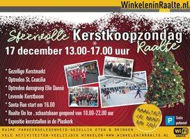 Kerst Koopzondag 17-12-2017