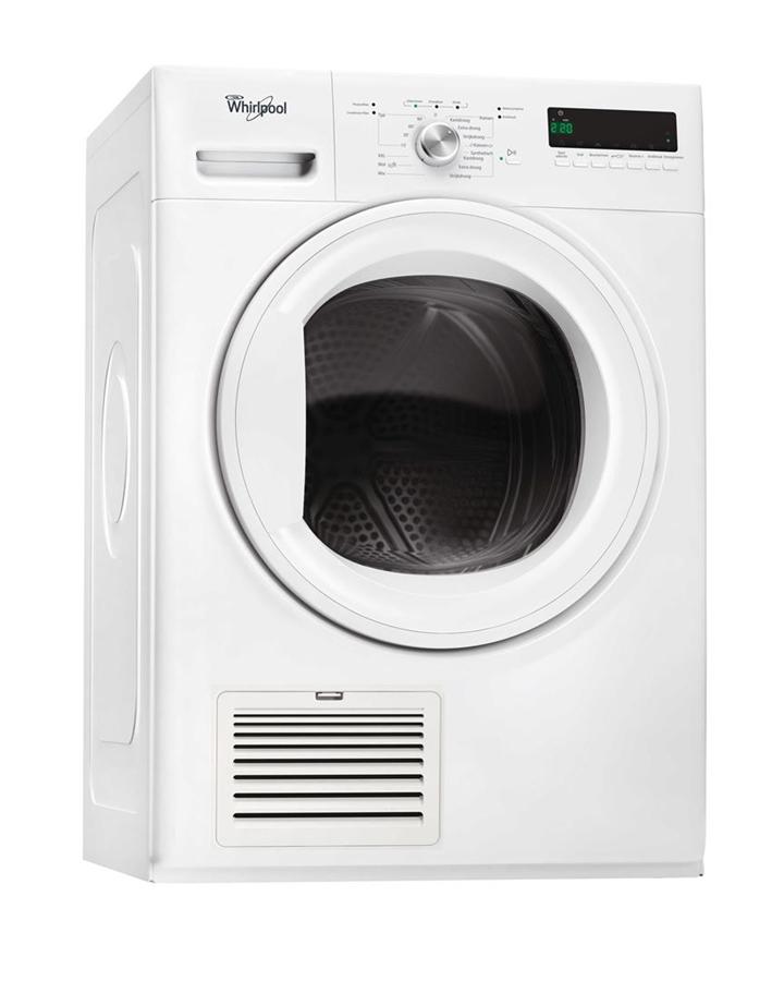 Whirlpool HDLX 80410 wit Warmtepompdroger 1