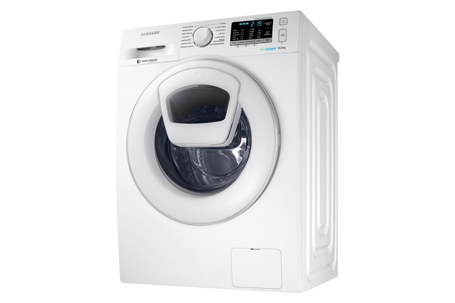 Samsung WW80K5400WW wit Wasmachine 4