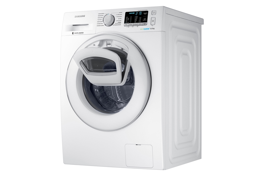 Samsung WW80K5400WW AddWash Wasmachine 4