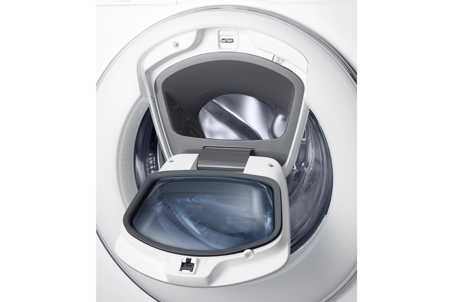 Samsung WW80K5400WW wit Wasmachine 7