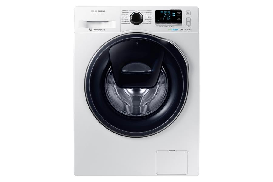 Samsung WW80K6404QW wit Wasmachine 1