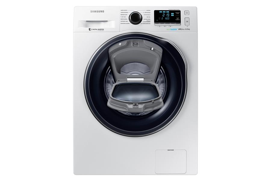 Samsung WW80K6404QW wit Wasmachine 2