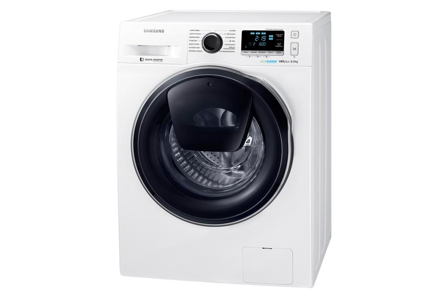 Samsung WW80K6404QW wit Wasmachine 3