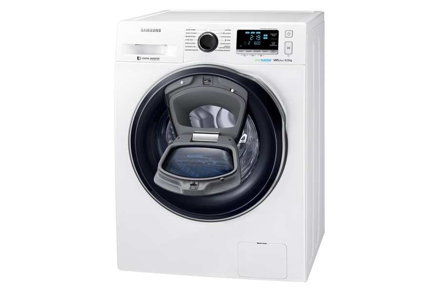 Samsung WW80K6404QW wit Wasmachine 4