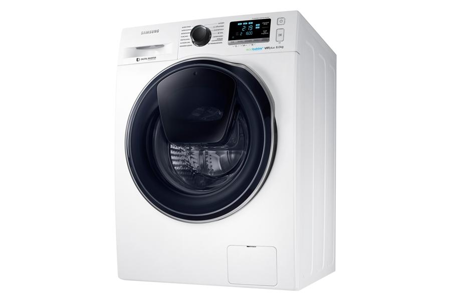 Samsung WW80K6404QW wit Wasmachine 5