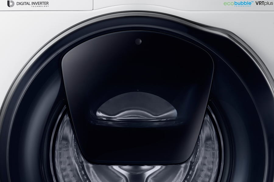 Samsung WW80K6404QW wit Wasmachine 6