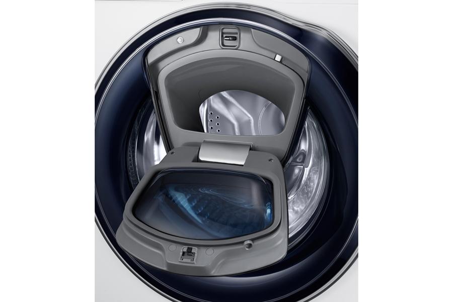Samsung WW80K6404QW wit Wasmachine 7