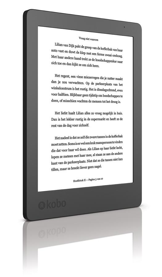 Kobo Aura 2nd Edition 6 inch eReader 2