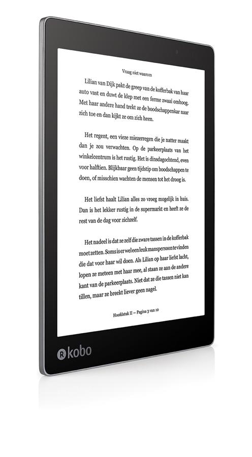 Kobo Aura One 7.8 inch eReader 2