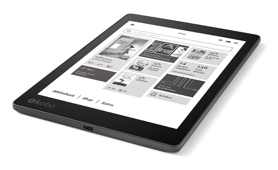 Kobo Aura One 7.8 inch eReader 4