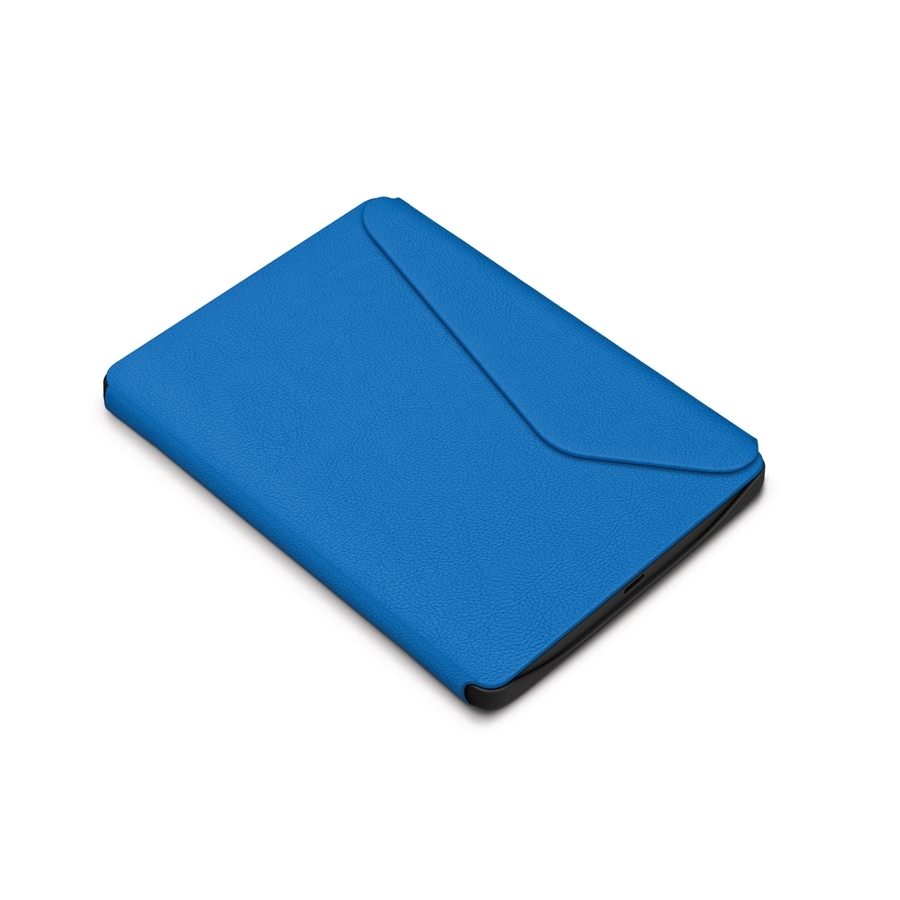 Kobo Aura 2nd Edition Sleep Cover blauw 3