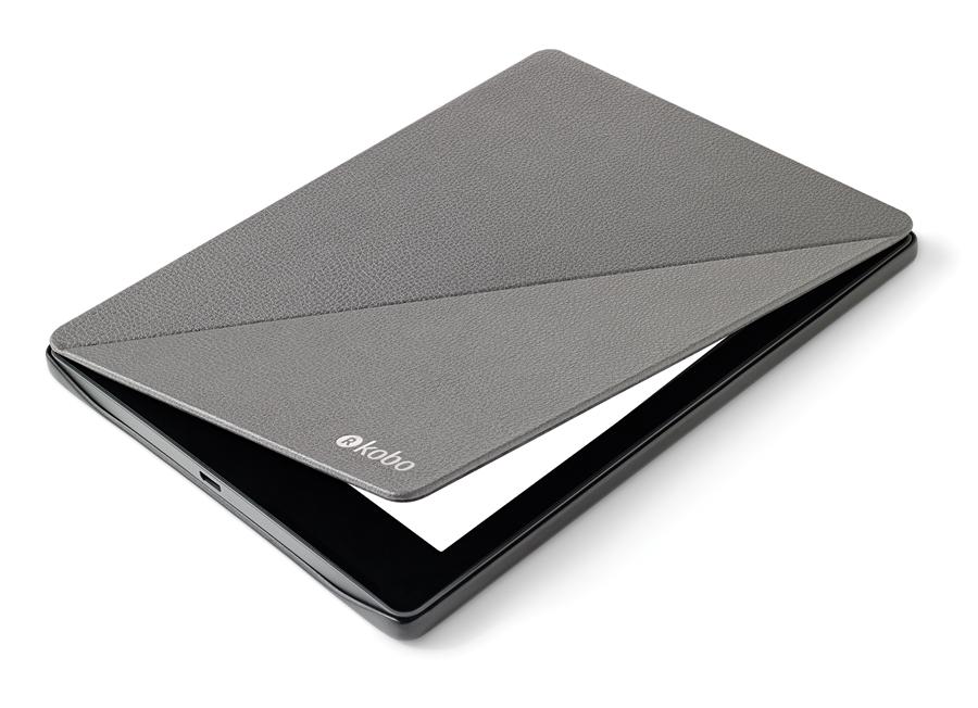 Kobo Aura One Sleep Cover Case zwart 4