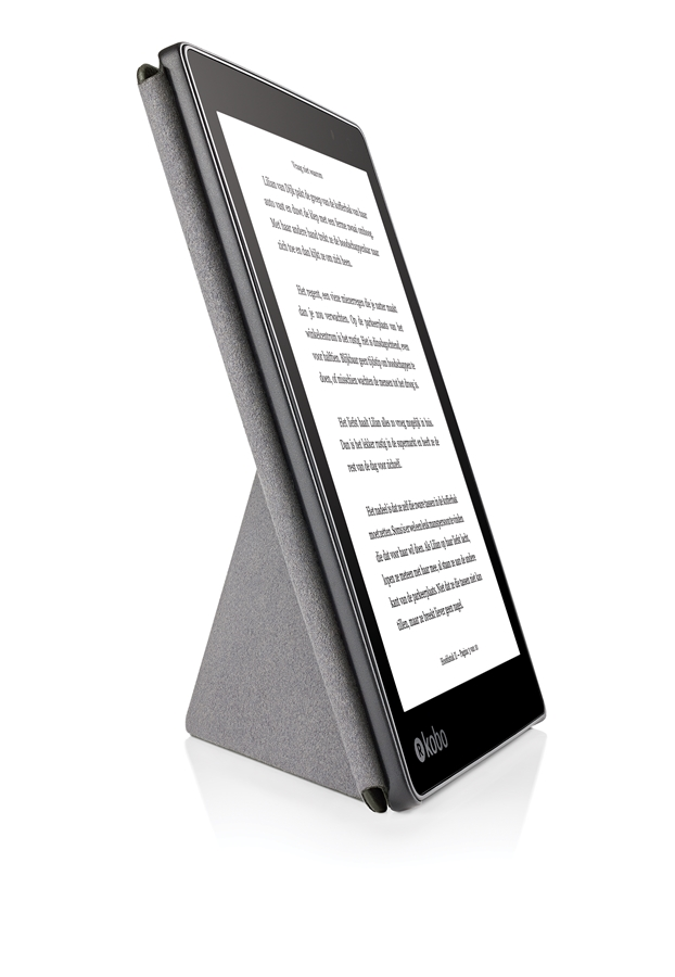 Kobo Aura One Sleep Cover Case zwart 7