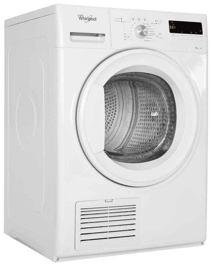 Whirlpool HDLX 80410 wit Warmtepompdroger 2