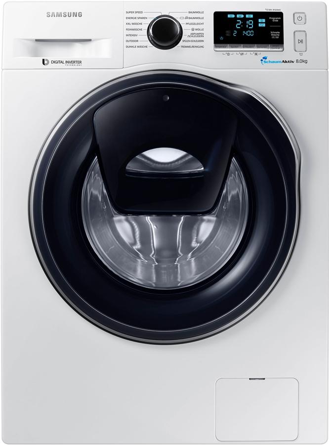 Samsung WW80K6404QW AddWash Wasmachine 1