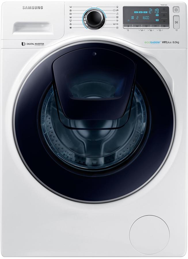 Samsung WW80K7605OW AddWash Wasmachine 1