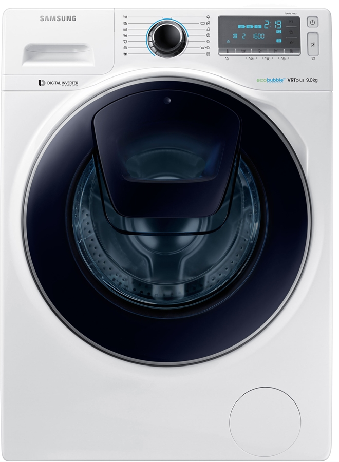 Samsung WW90K7605OW AddWash Wasmachine 1