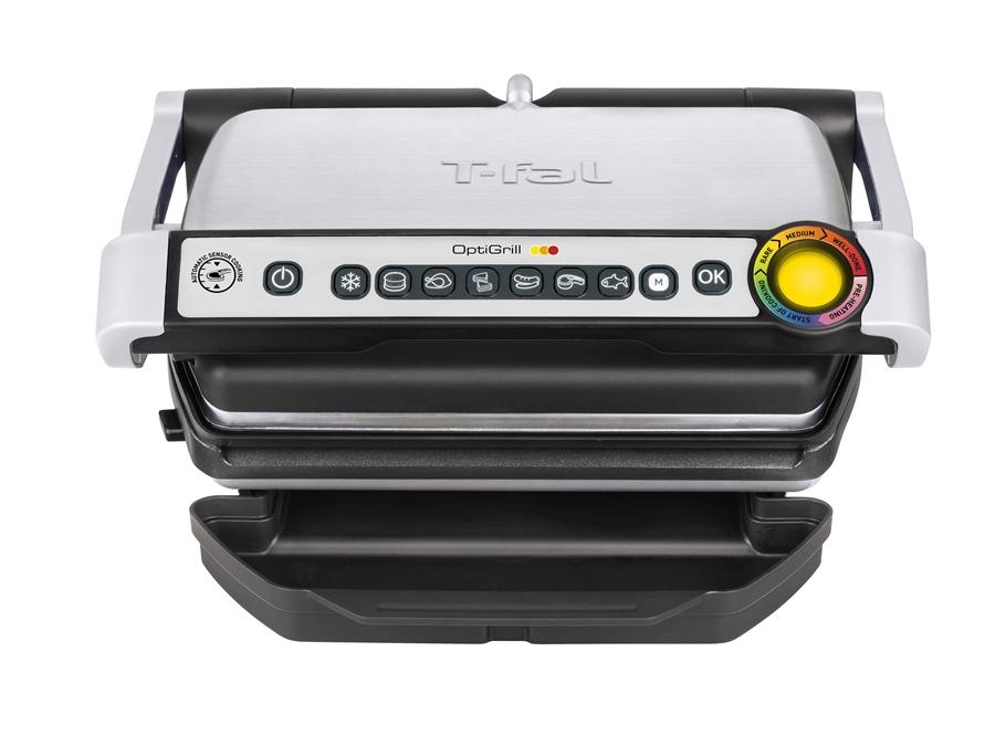 Tefal GC702D Optigrill Grill & Tosti 2
