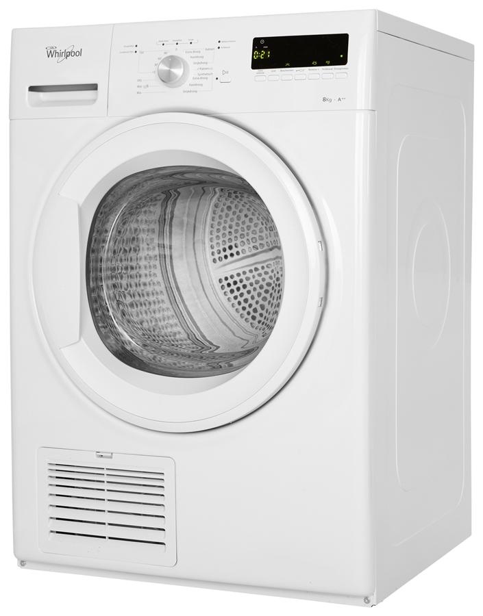 Whirlpool HDLX 80410 wit Warmtepompdroger 4