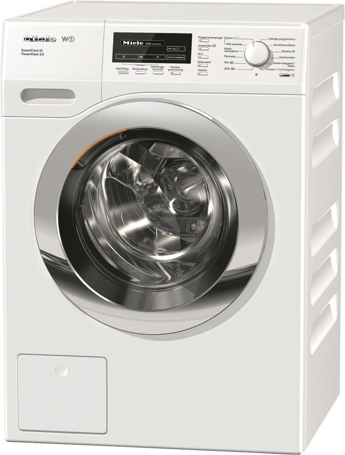 Miele WKF 332 WPS PowerWash 2.0 Wasmachine 1
